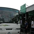 到東涌巴士總站搭11號往大澳的巴士