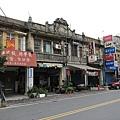老街上的老建築