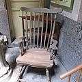各種椅子,應該都是舊茶莊的遺物