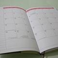 2009手帳月份