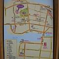 台南的觀光地圖作的很完整!