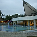 戶外游泳池區