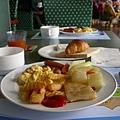 早餐也很豐盛~
