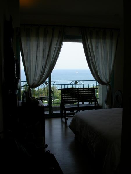 每間房間都有海景