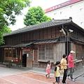本館的日式建築就充滿了故事