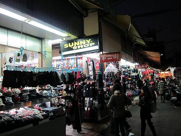 共有美食街、第二街~第七街,以韓貨著稱!