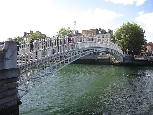 半便士橋 Ha'Penny Bridge