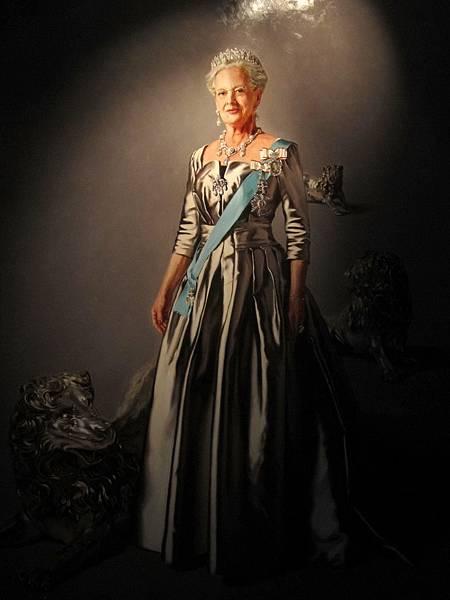 丹麥女王 Margrethe II