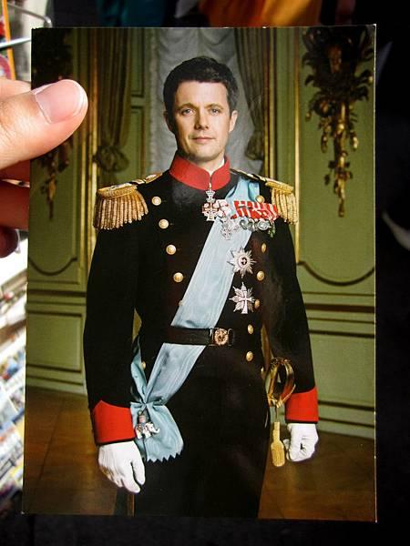 現任丹麥王子 Frederik, 粉帥哩