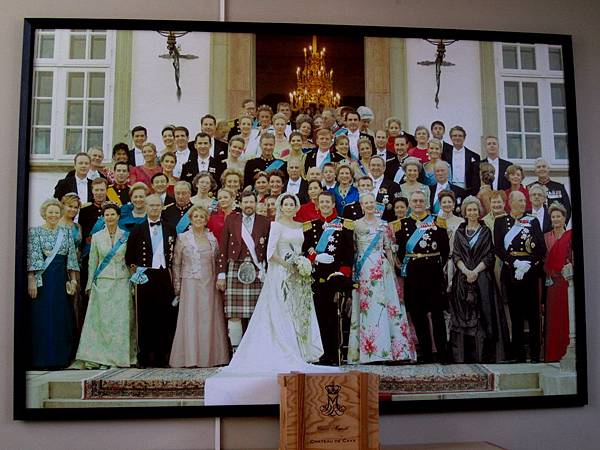 The Crown Prince Couple - Frederik and Mary, and their royal family
