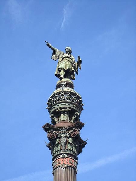 哥倫布紀念住