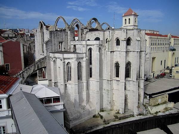 卡莫教堂廢墟 Ruínas do Carmo