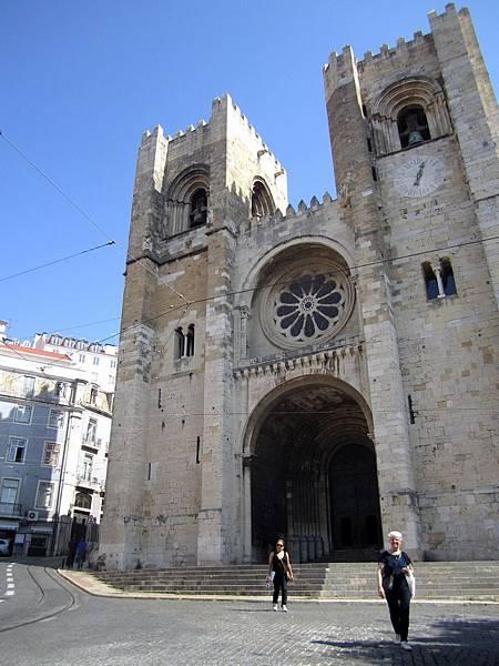 大教堂 Se Catedral de Lisboa