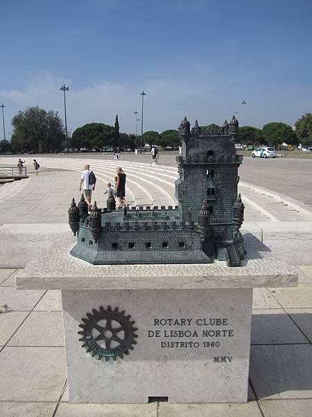 Torre de Belem 模型