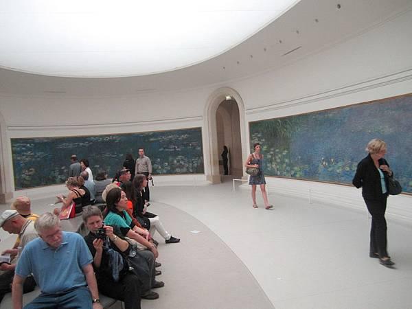 橘園 - 莫內 Claude Monet 的<睡蓮>