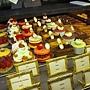 巴黎的甜點還是一樣令人心動