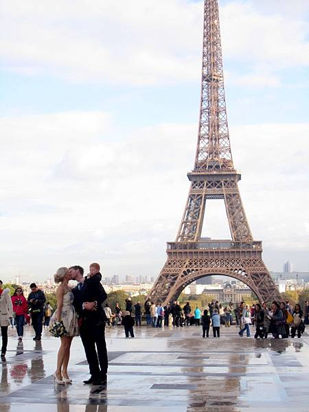 Eiffel & Love, 很浪漫動人吧!