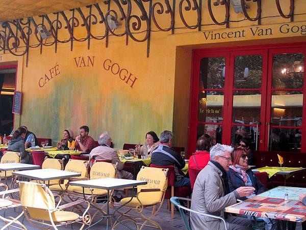 梵谷咖啡館