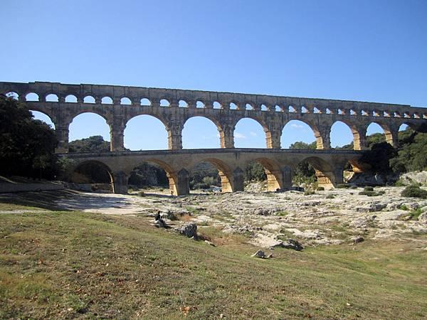 嘉德水道橋 Pont du Gard