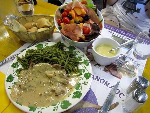 很好吃的南法料理