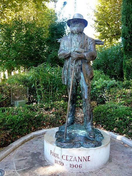 塞尚 Paul Cezanne