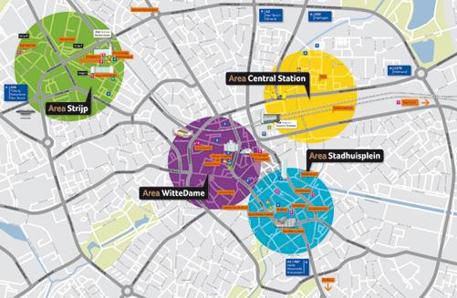 DDW map