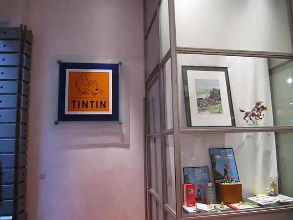 丁丁 (TINTIN)