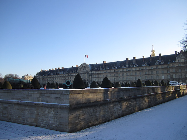 Hôtel National des Invalides 巴黎傷兵院