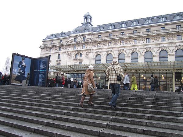 Musée d'Orsay 奧塞美術館