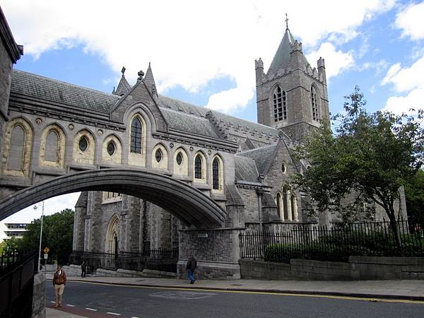 Christ Church Cathedral 基督大教堂