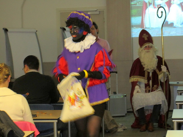Zwarte Piet 黑彼得