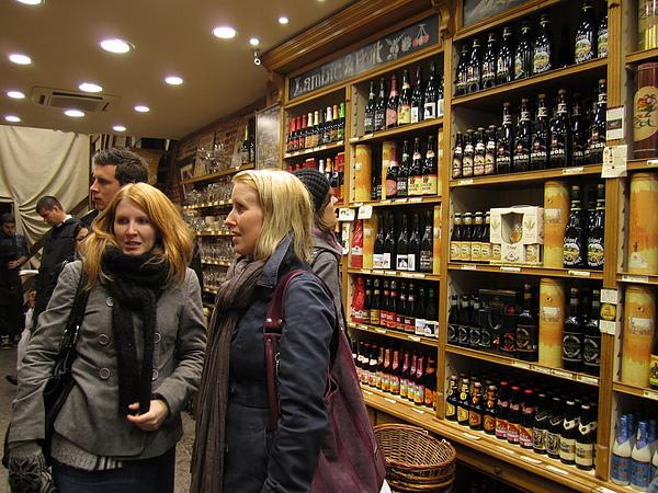多樣化的比利時啤酒