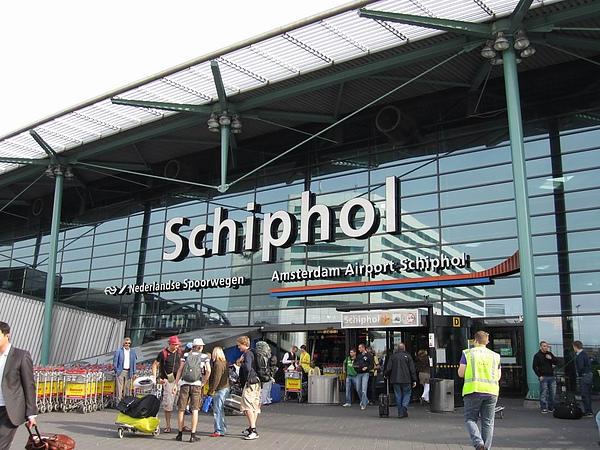 荷蘭&歐洲大門戶... 史基浦機場