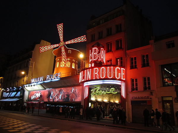 Moulin Rouge 紅磨坊