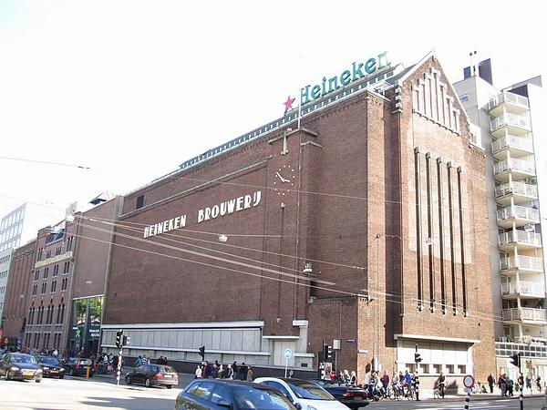 海尼根體驗館 Heineken Experience (下次會進去)