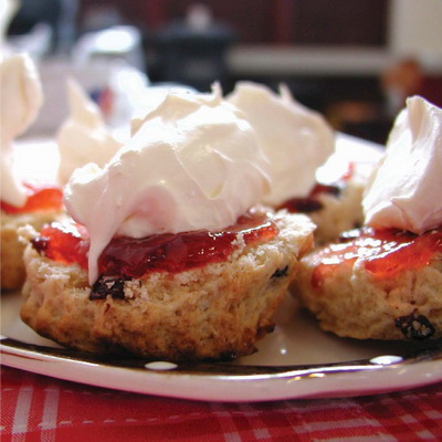 scone by Anthony