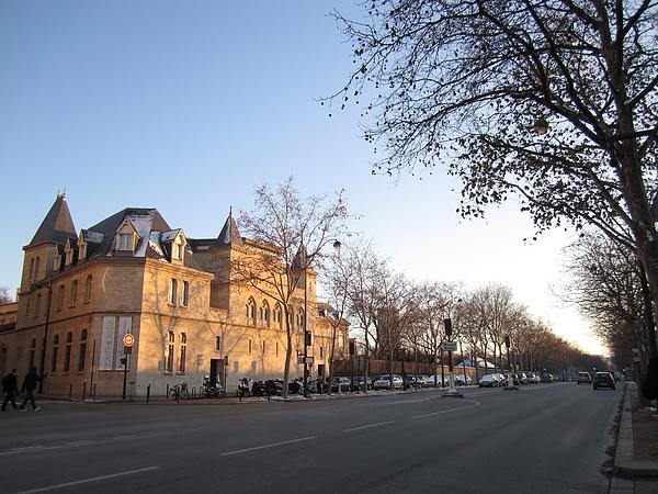 羅丹美術館 Musée Rodn