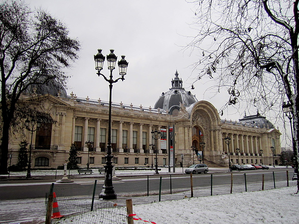 Musée du Petit Palais 小皇宮
