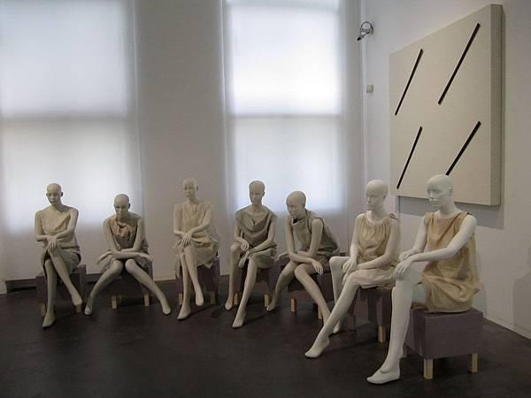 當代藝術展