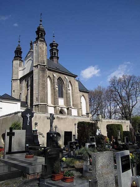 Kostnice 人骨教堂
