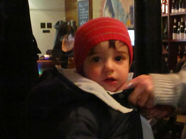 lovely little boy
