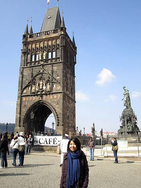 查理大橋之塔