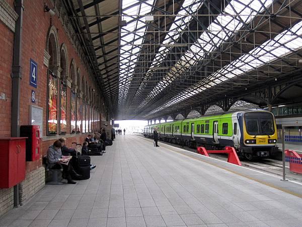 Connolly Station, Dublin
