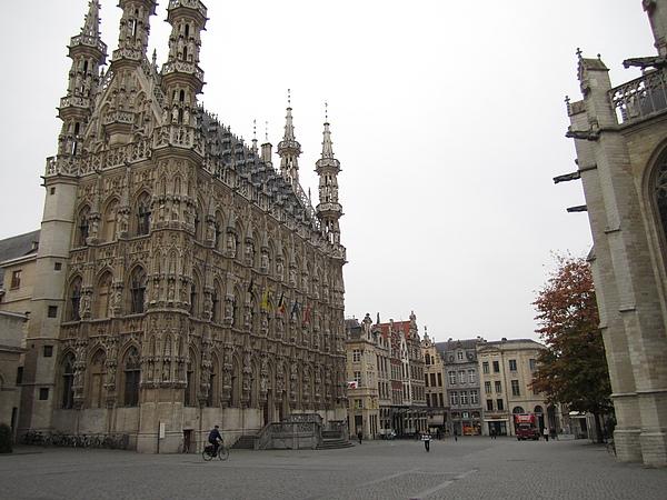 布魯塞爾市政廳 Brussel City Hall