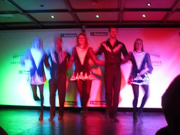 Irish Dance 踢踏舞
