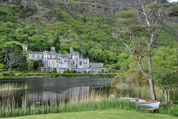 Kylemore Abbey 修道院