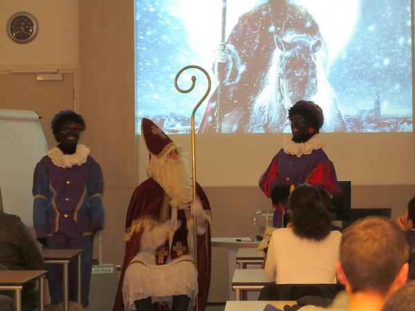Sinterklass & Zwarte Piet