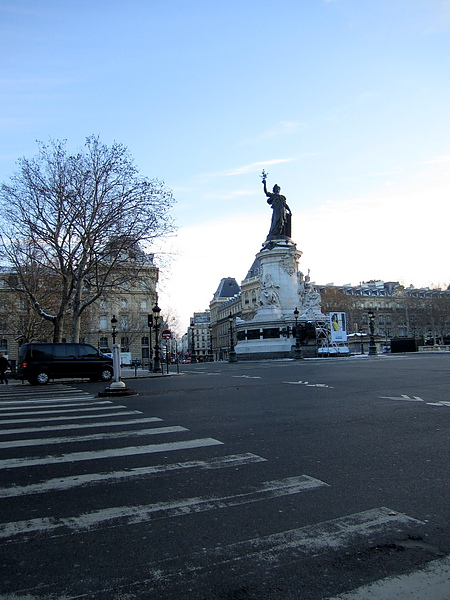 Place de la Republique 共和廣場