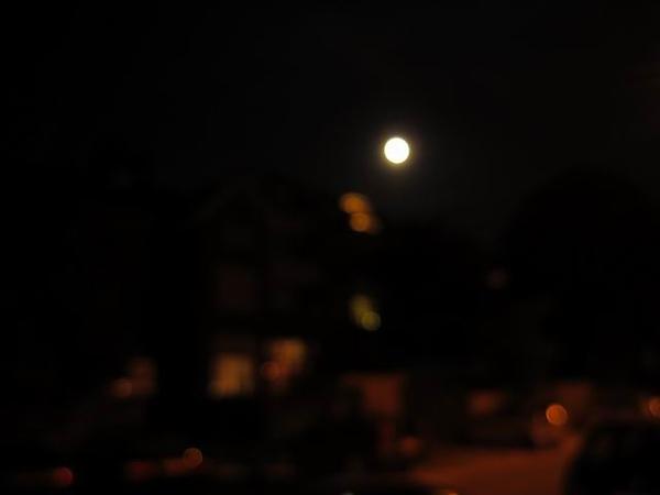 荷蘭的月亮