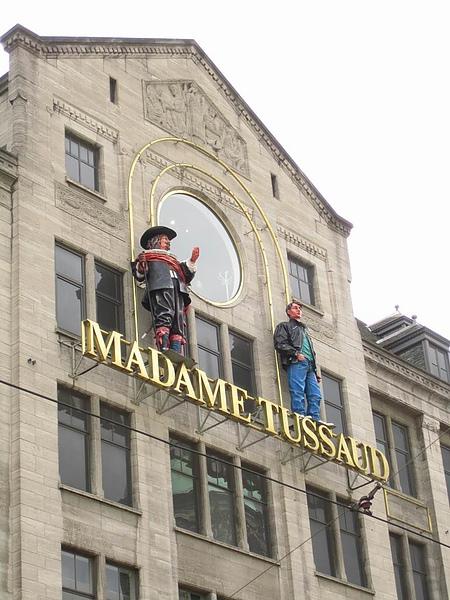 托莎夫人蠟像館 Madam Tussaud Scenerama